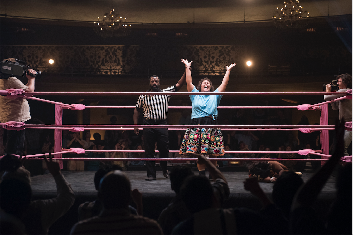 INTERVIEW: GLOW's Britney Young on Playing Carmen