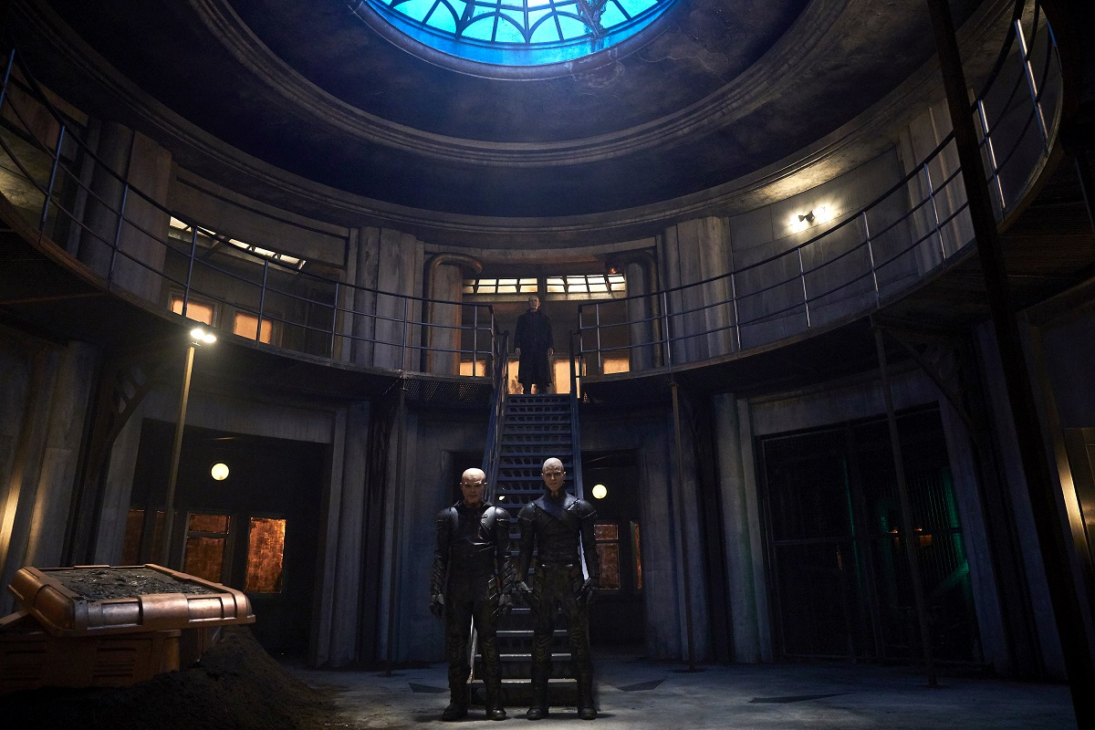 """The Strain Preview: """"One Shot"""""""