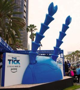 Comic-Con 2017: The Tick Takeover
