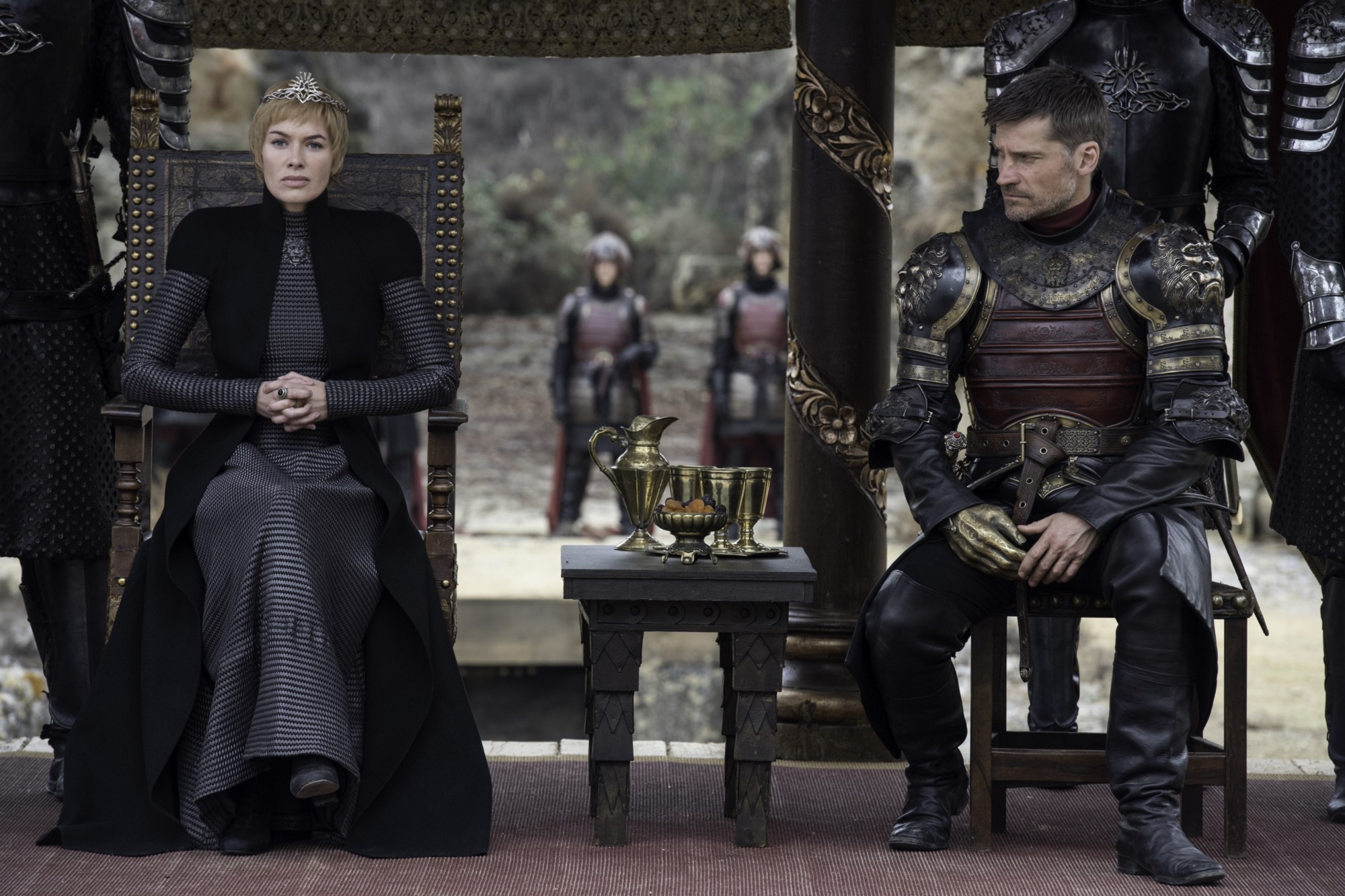 """Game of Thrones Season 7 Finale Preview: """"The Dragon and the Wolf"""""""