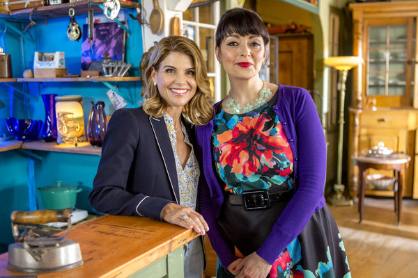 Garage Sale Mystery Month Preview: Four August Premieres