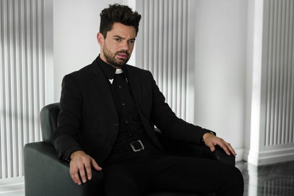 Dominic Cooper Preacher Dirty Little Secret