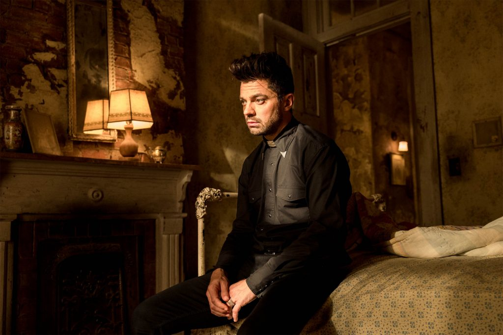 Dominic Cooper Preacher Holes Season 2 Episode 8