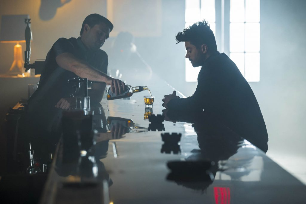 Dominic Cooper bar Preacher Puzzle Piece