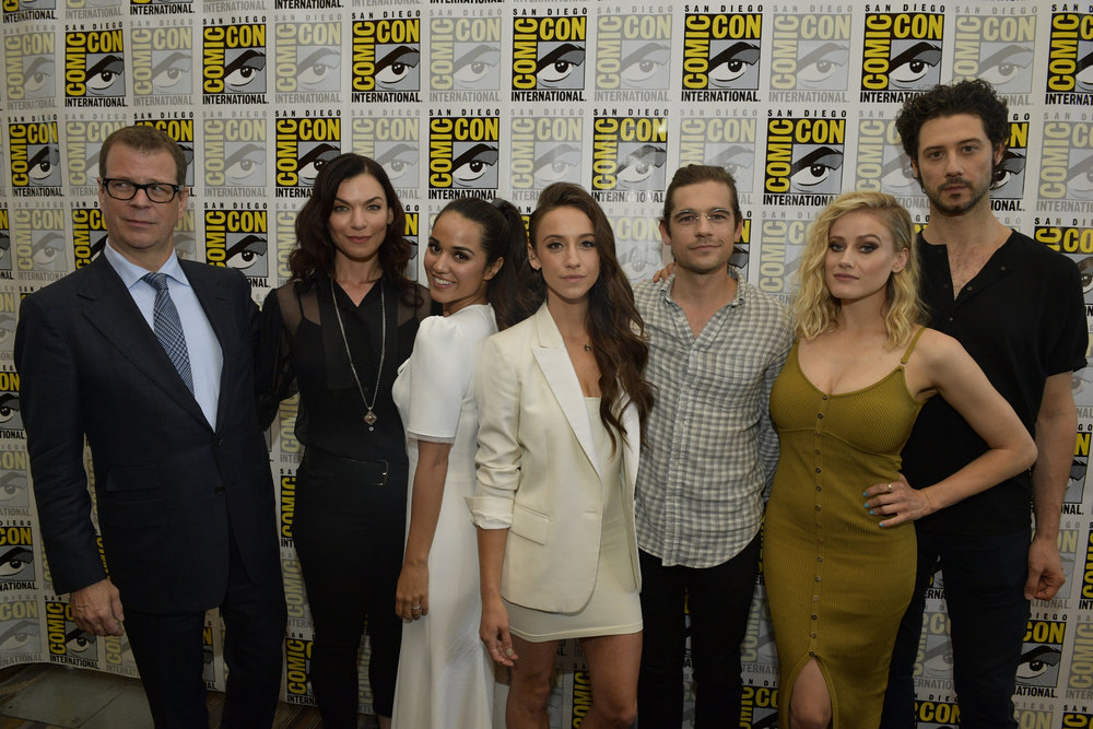 The Magicians' Cast and EPs Preview Season 3