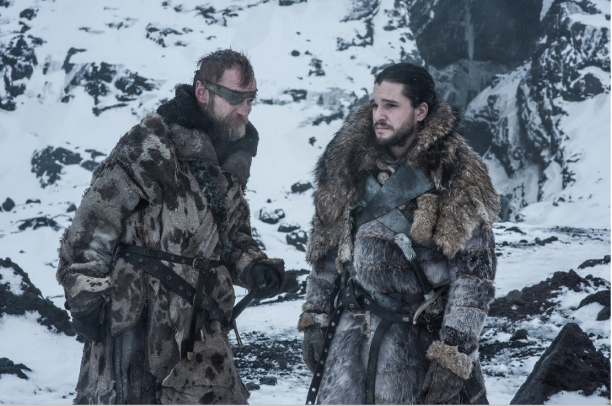 """Game of Thrones Preview: """"Beyond the Wall"""""""