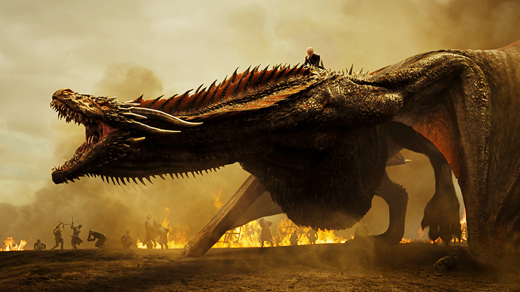 """Game of Thrones """"The Spoils of War"""""""