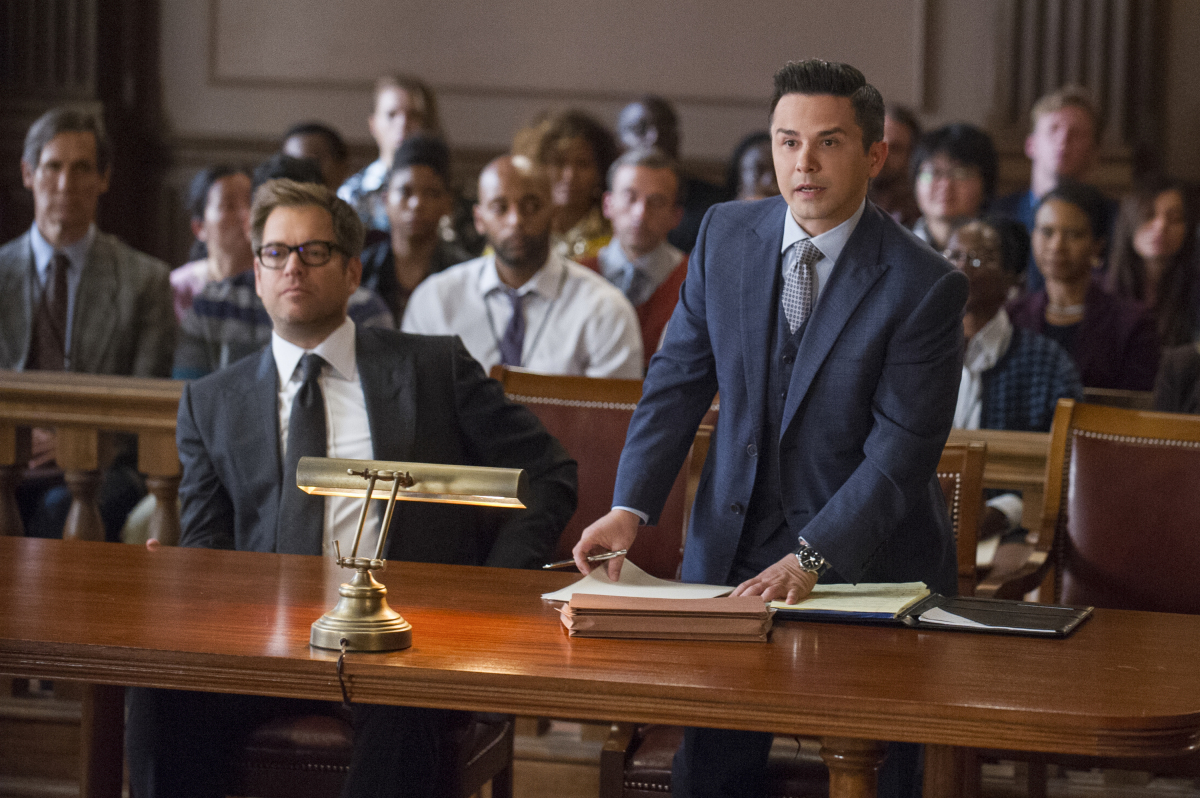 "Bull Loses His Polish in Season Premiere ""School For Scandal"""