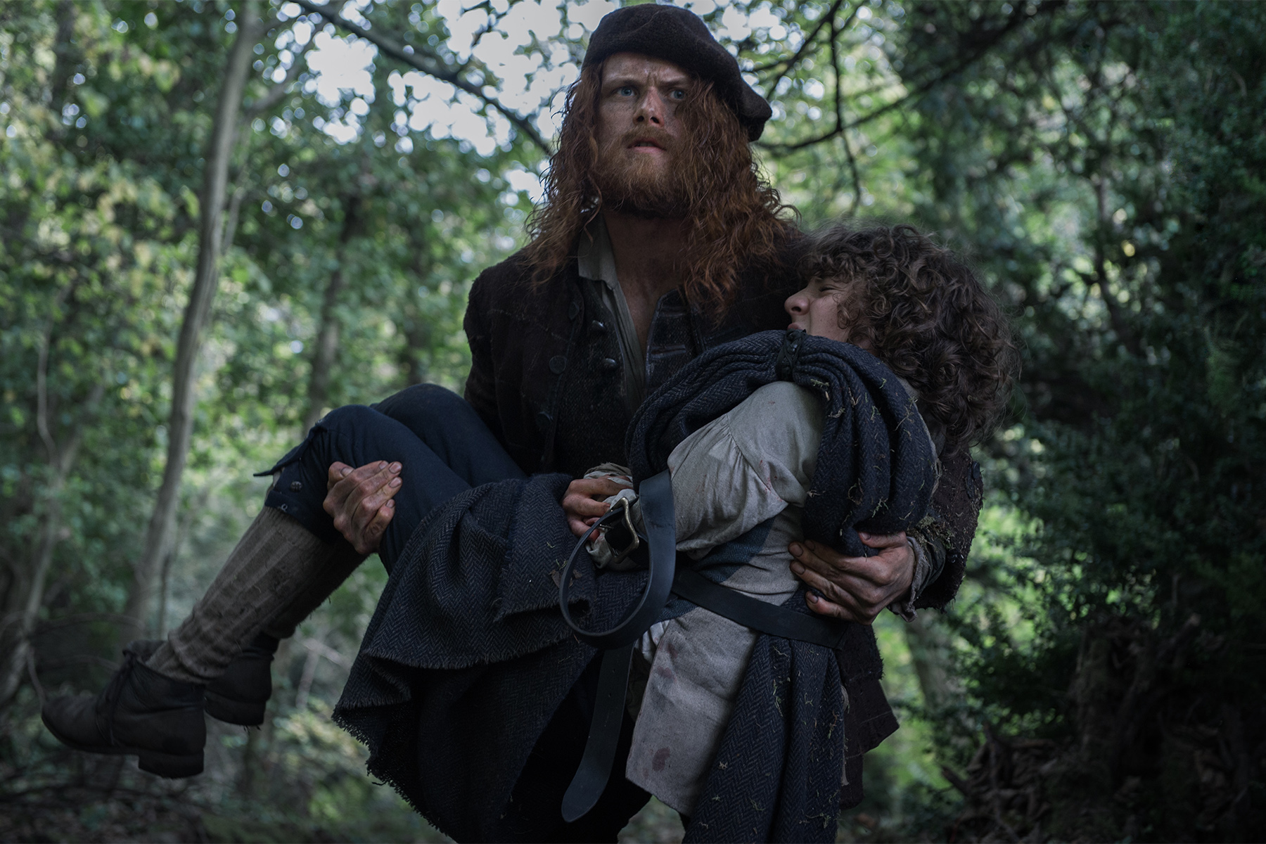 "Two Takes: Outlander ""Surrender"""