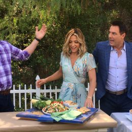 TV Field Trip: Home & Family Set Visit