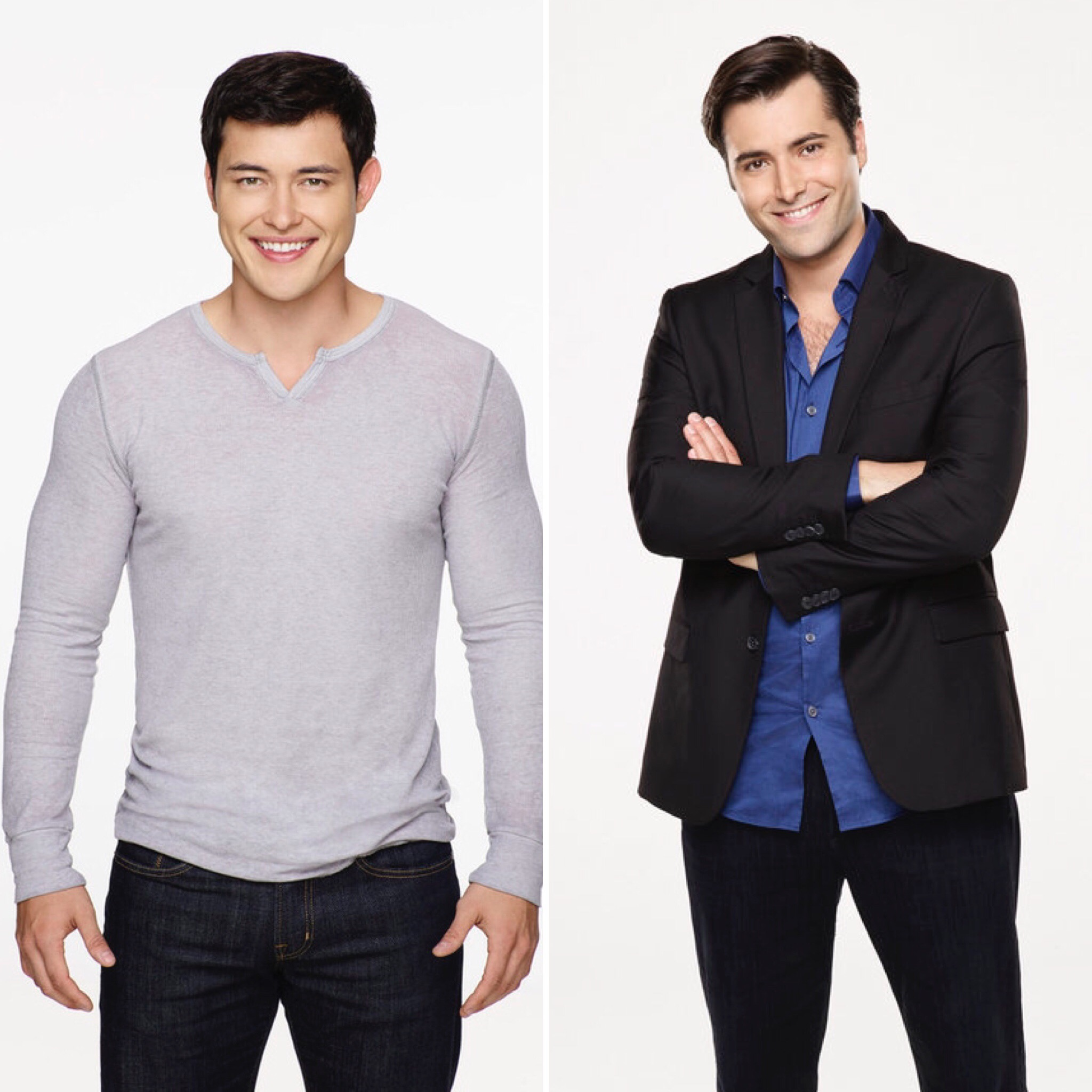 Soap Notes: Days of Our Lives' Freddie Smith and Christopher Sean on the Double Wedding