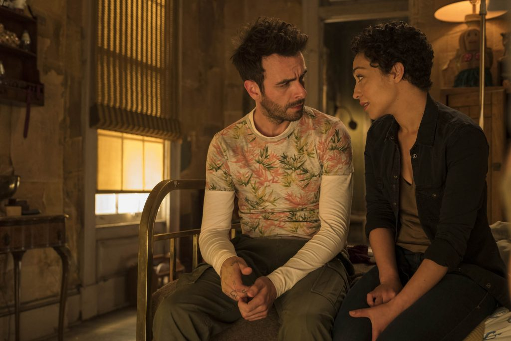 Ruth Negga Joseph Gilgun Preacher season 2 finale End of the Road