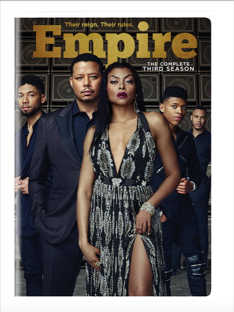 """Exclusive Clip: Hakeem Performs """"Elevated"""" Featured on Empire Season 3 DVD"""