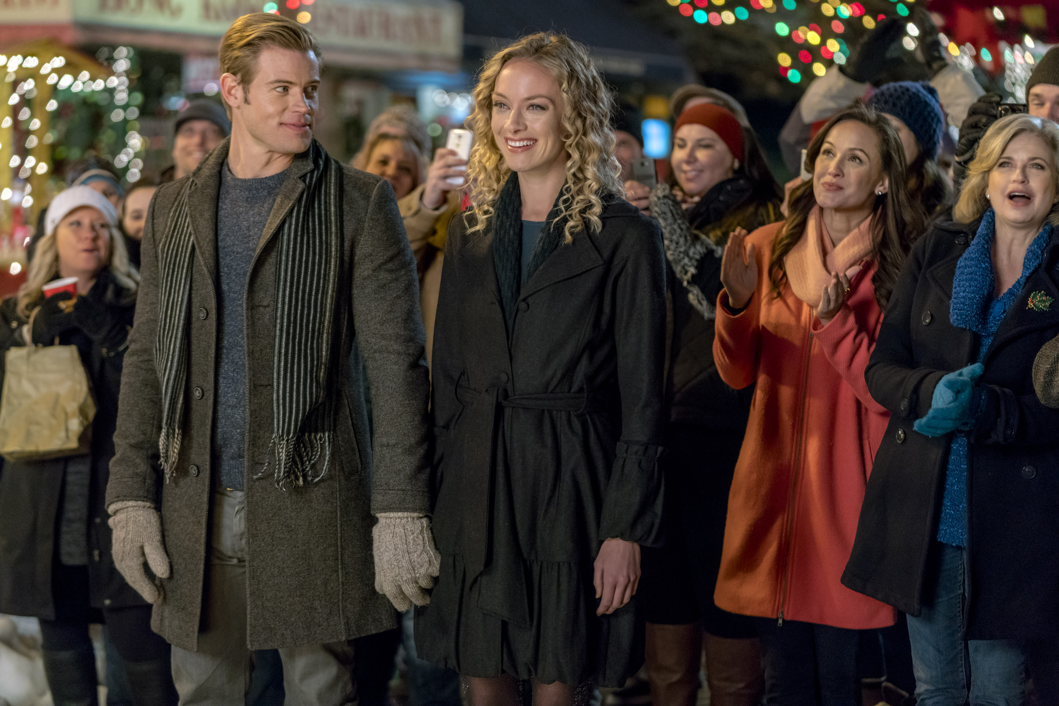 Marry Me For Christmas.Marry Me At Christmas Preview Tv Goodness