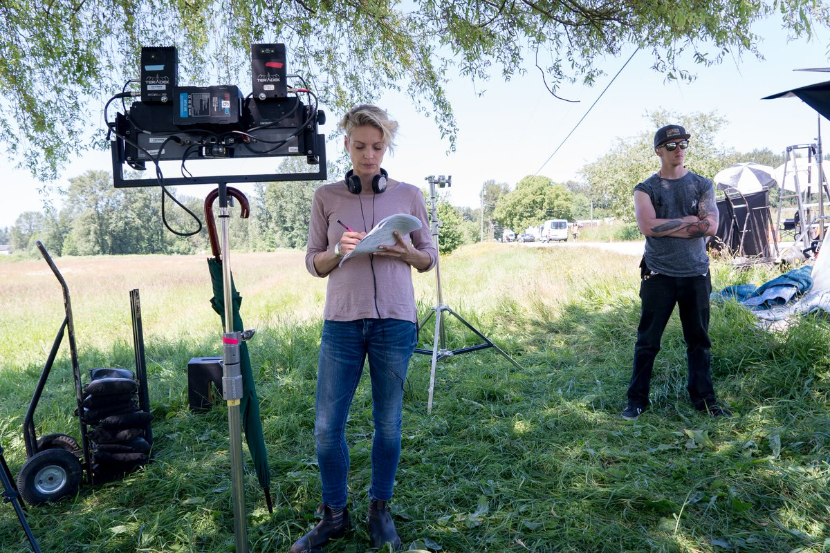 Kristin Lehman Talks Ghost Wars and Creating Collaborative, Safe Spaces [Exclusive]