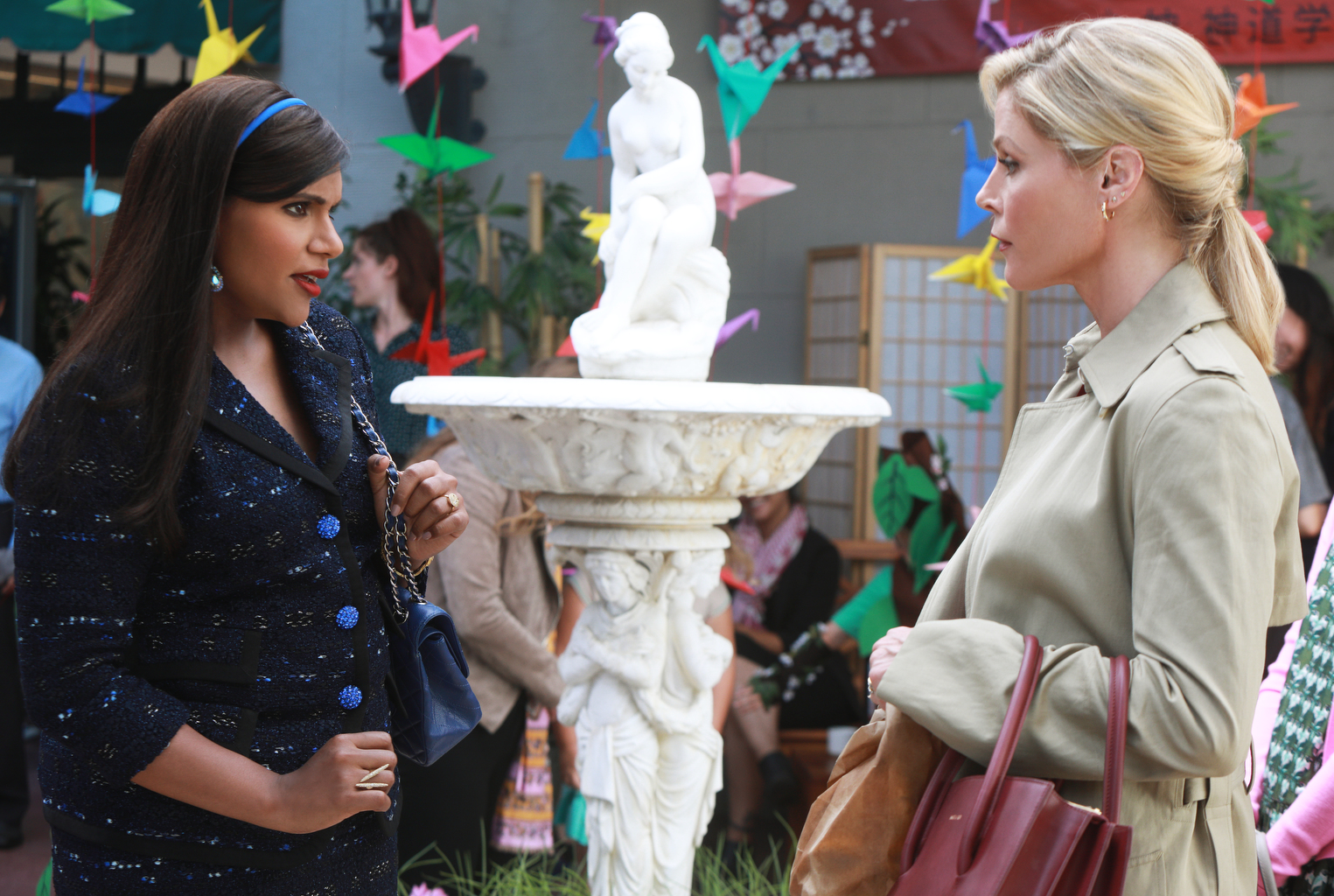 """Two Takes: The Mindy Project """"Leo's Girlfriend"""""""