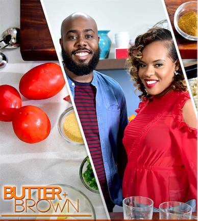 Quick Takes: Butter + Brown Debuts Tonight on Aspire