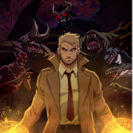 Quick Takes: WB Releases Poster for New Animated Constantine Series