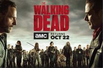 The Walking Dead Cast Celebrates 100 Episodes