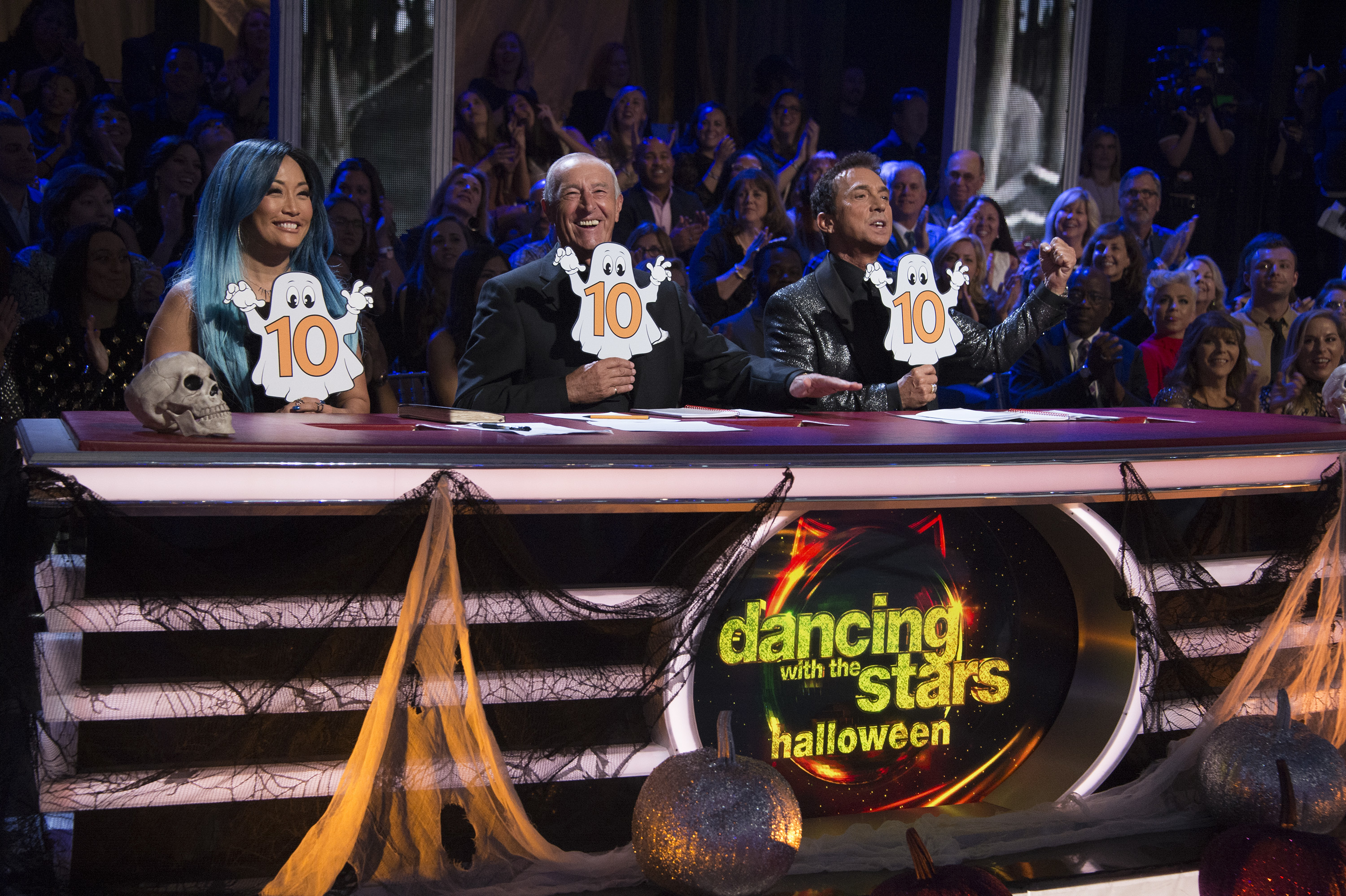 "Dancing with the Stars ""Season 25 Week 7"" aka Halloween and Team Dances"
