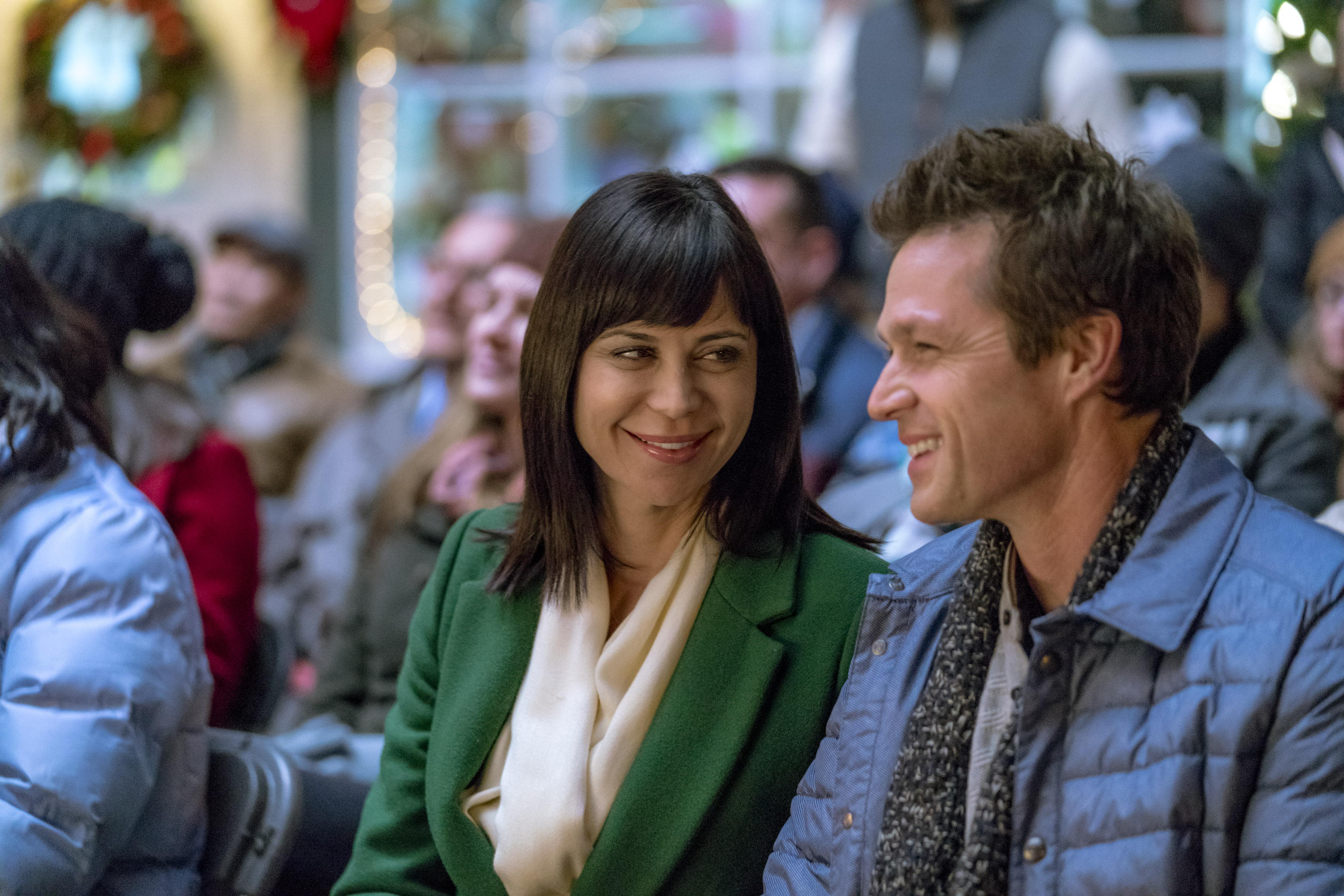 Catherine Bell Talks Christmas in the Air and Home for Christmas Day