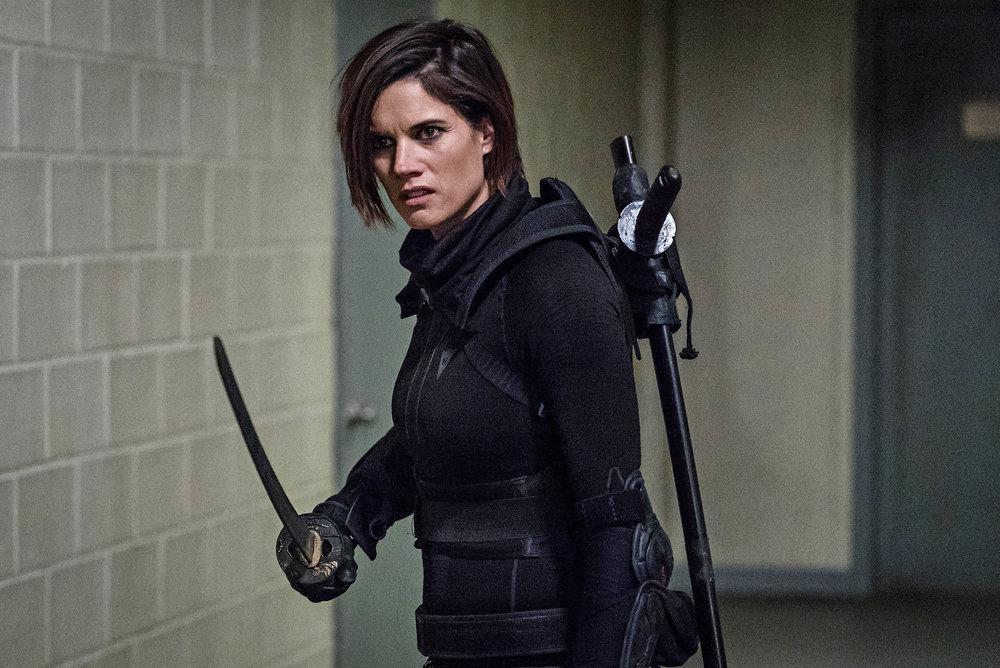 Missy Peregrym Talks Fight Scenes and Family in Van Helsing [Exclusive]