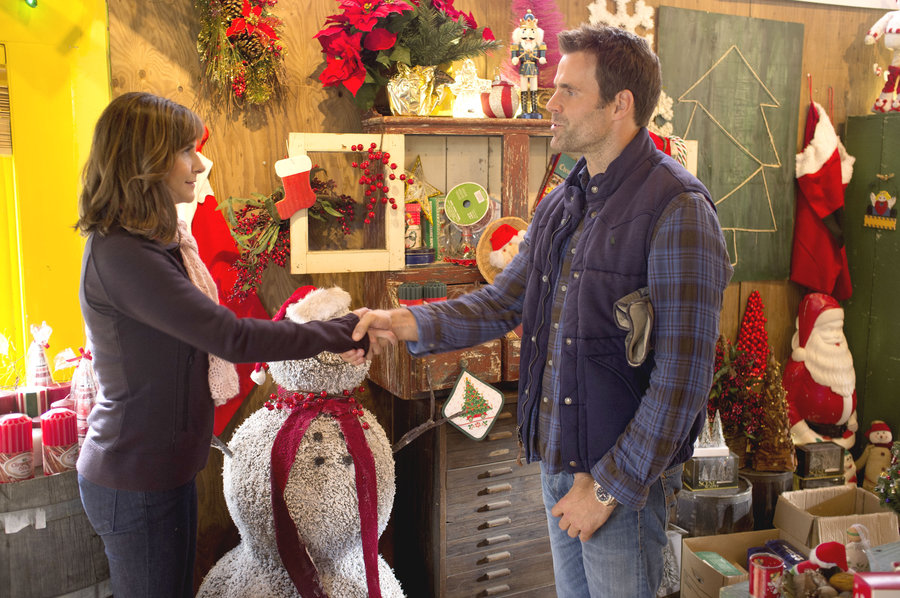12 Days of Hallmark Holiday Favorites: Cameron Mathison