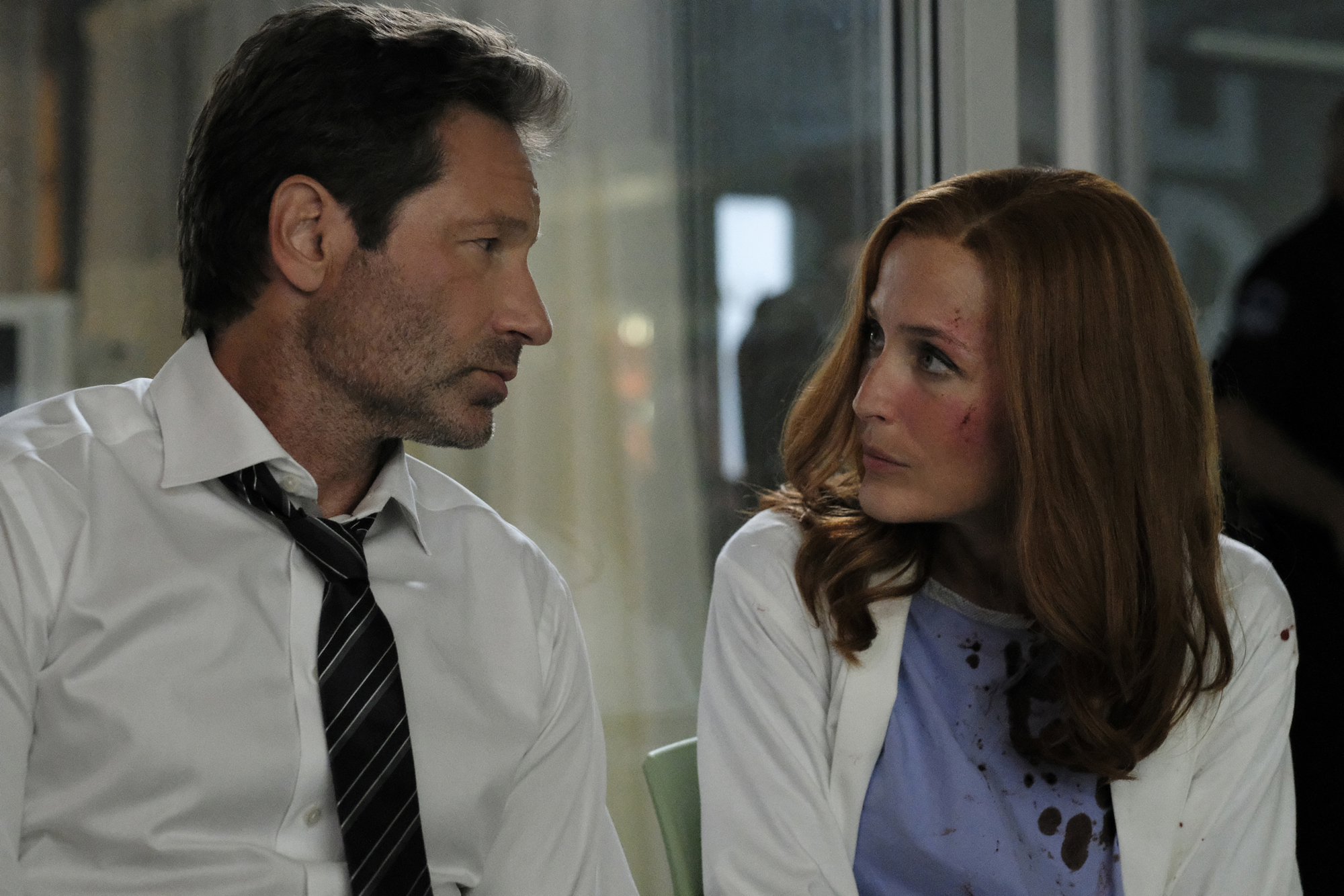 "The X-Files Season 11 Premiere Preview: ""My Struggle III"""