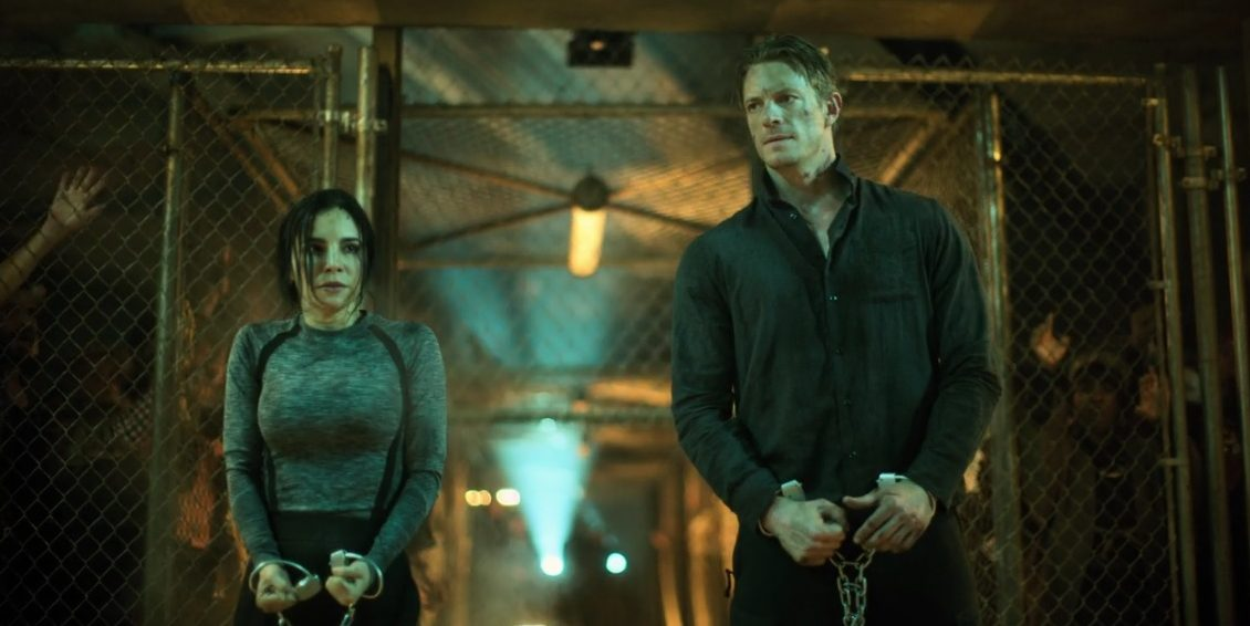 Top 5 Reasons to Binge Altered Carbon