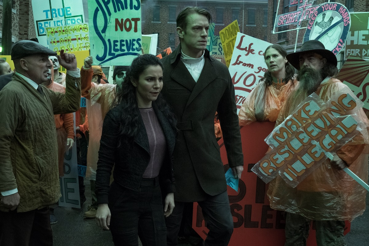 """Altered Carbon Series Premiere Preview: """"Out of the Past"""""""