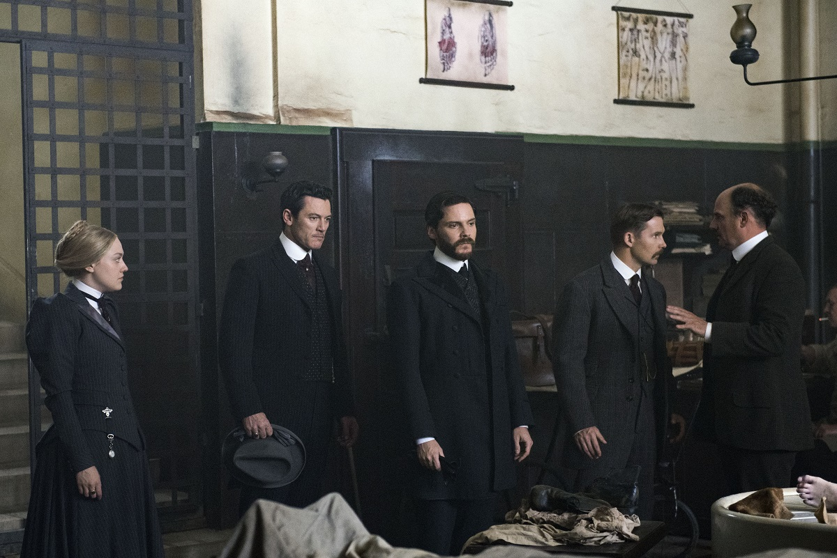 "The Alienist Preview: ""Many Sainted Men"""