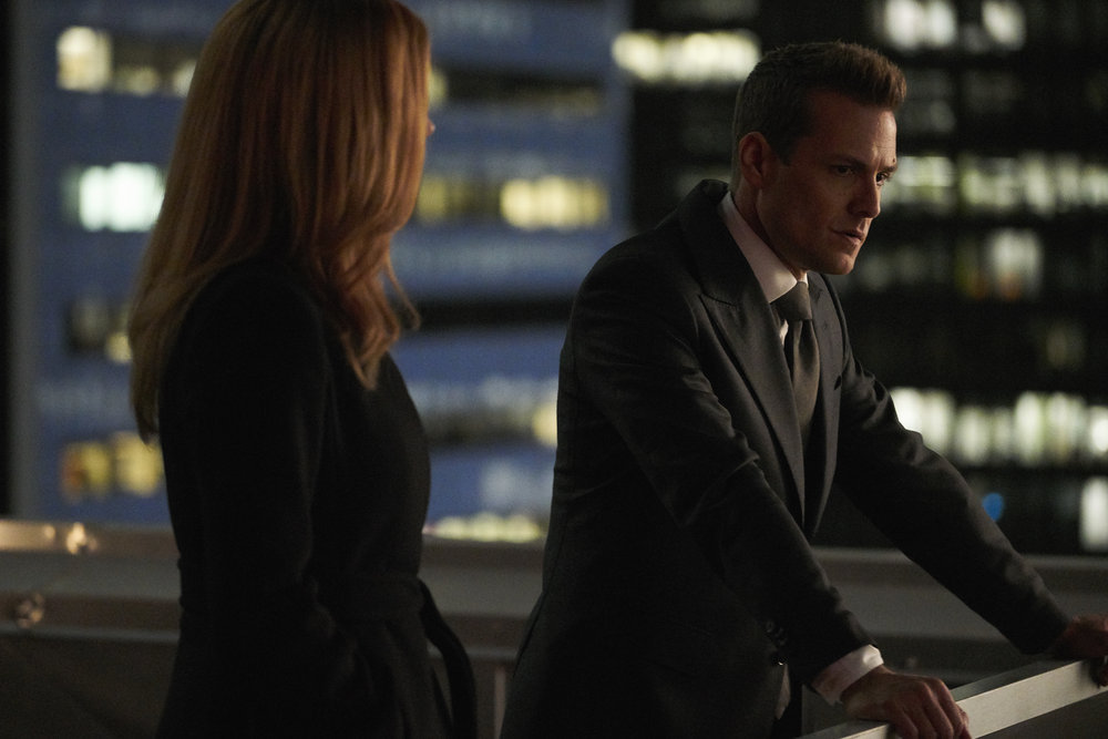 """Two Takes: Suits """"Hard Truths"""""""