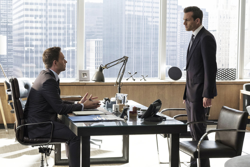 """Two Takes: Suits """"Bad Man"""""""