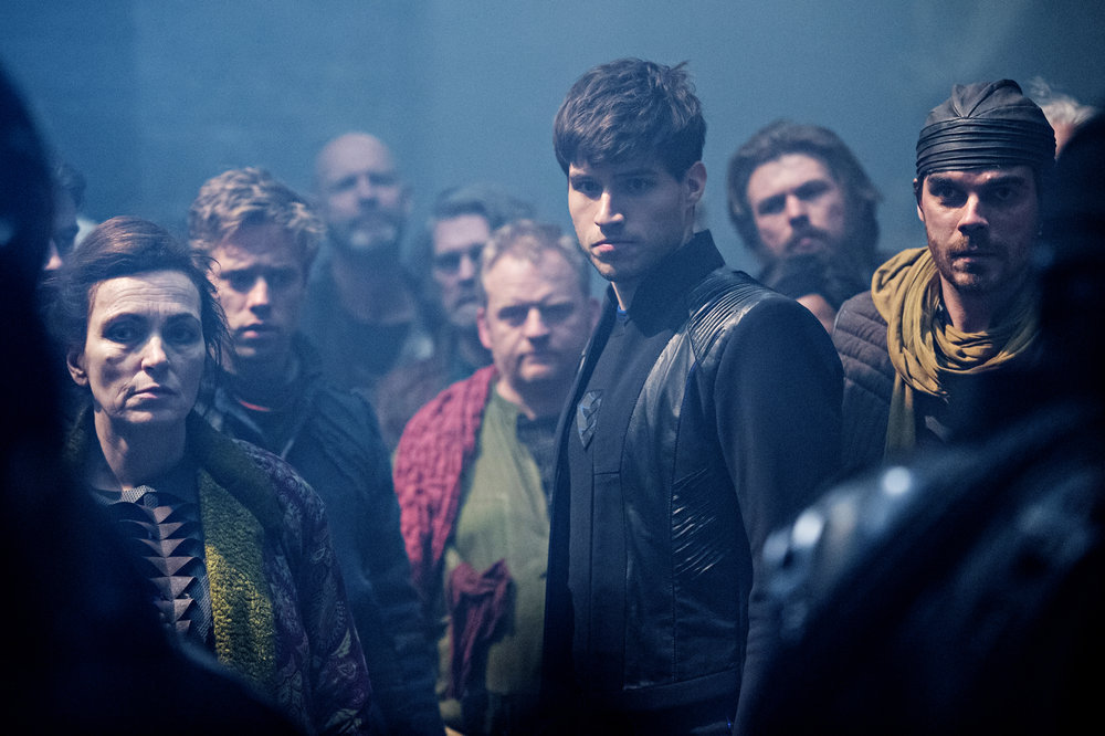 """It's All About Timing in Krypton's """"The Rankless Initiative"""""""