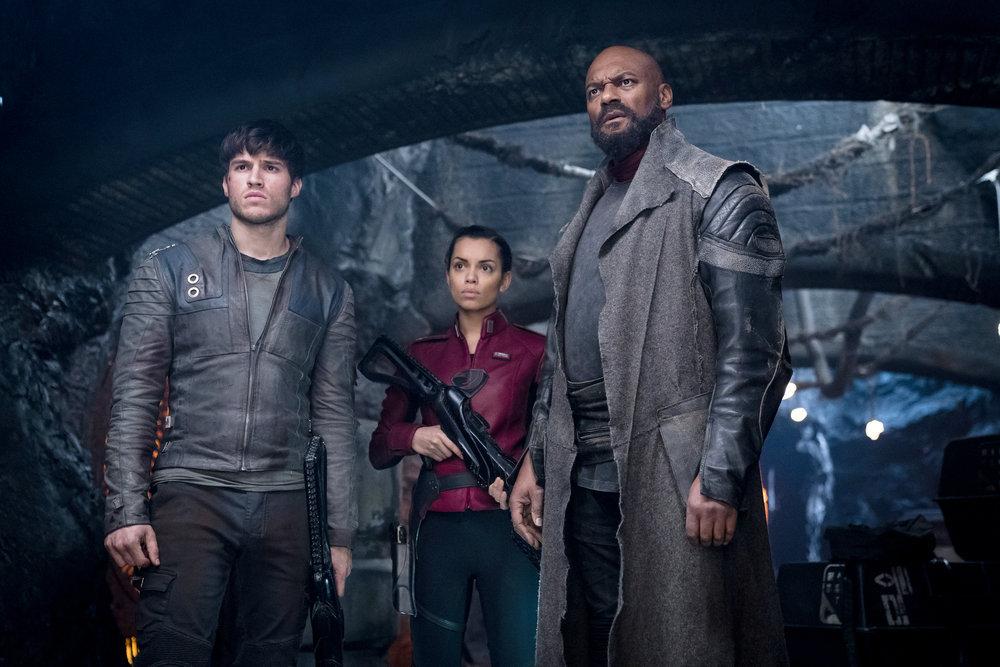 "Krypton Makes Strange Bedfellows in ""Civil Wars"""