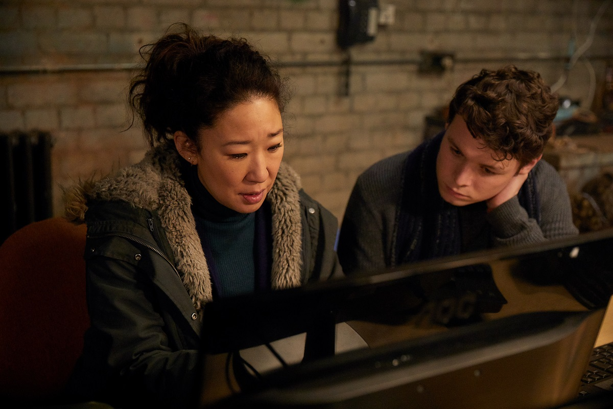 """Killing Eve Preview: """"I Don't Want to Be Free"""""""