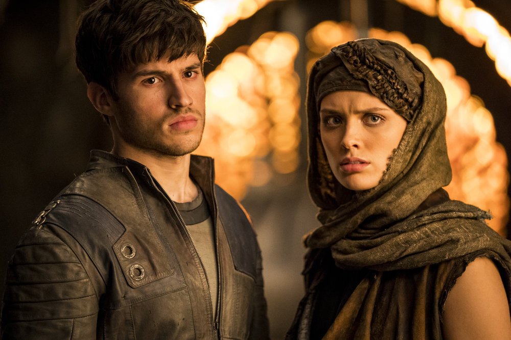 """Facing Annihilation, Krypton Holds Out """"Hope"""""""