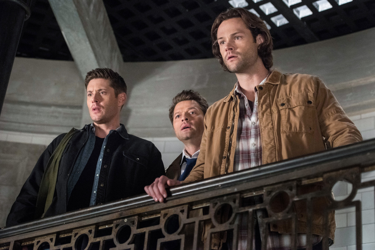 "Moment of Goodness: Dean Becomes [SPOILER], Supernatural ""Let the Good Times Roll"""