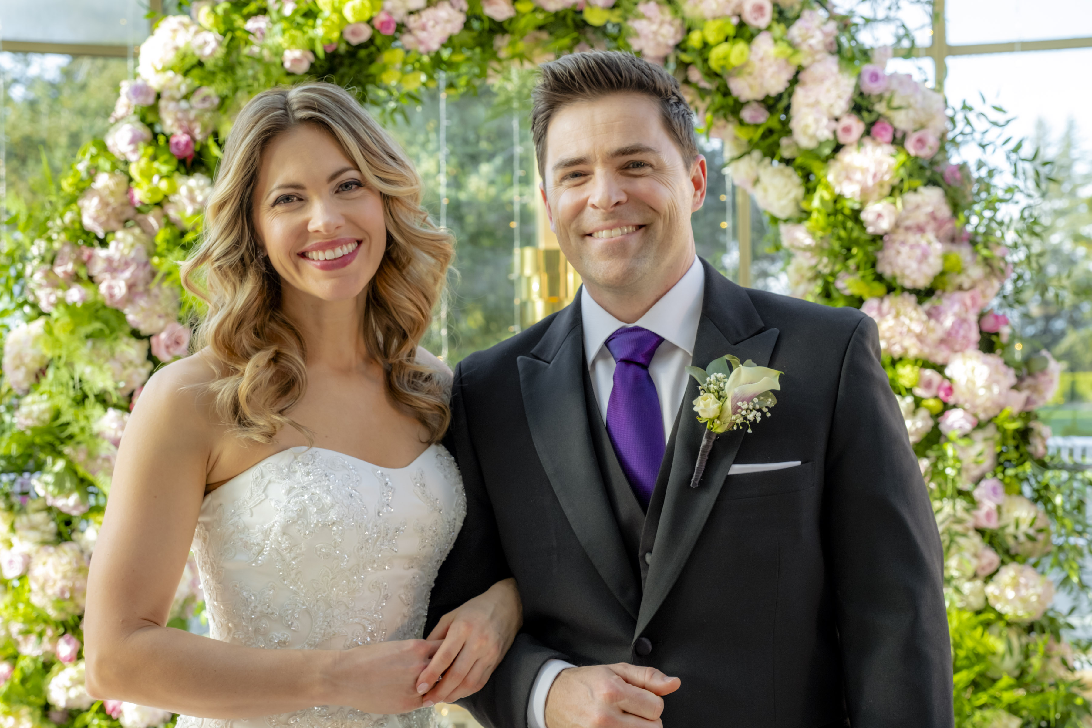 Kavan Smith Talks The Perfect Bride: Wedding Bells, When Calls the Heart, and More [Exclusive]