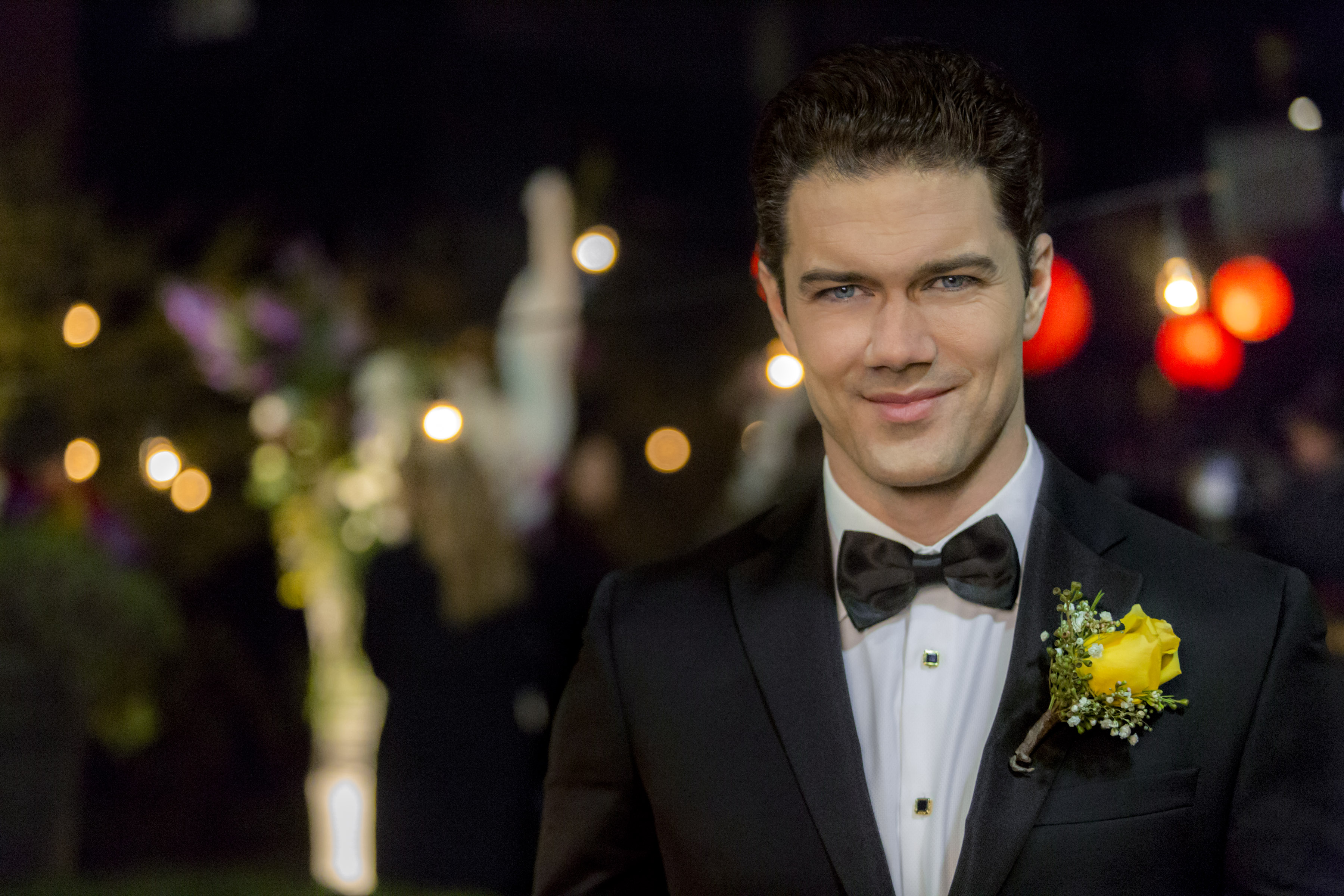 Ryan Paevey Previews the Hallmark Channel Sequel, Marrying Mr. Darcy