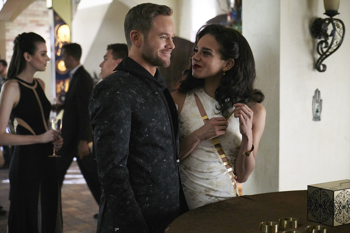 Previewing the Killjoys Season 4 Premiere with Hannah John-Kamen and Aaron Ashmore [Exclusive]