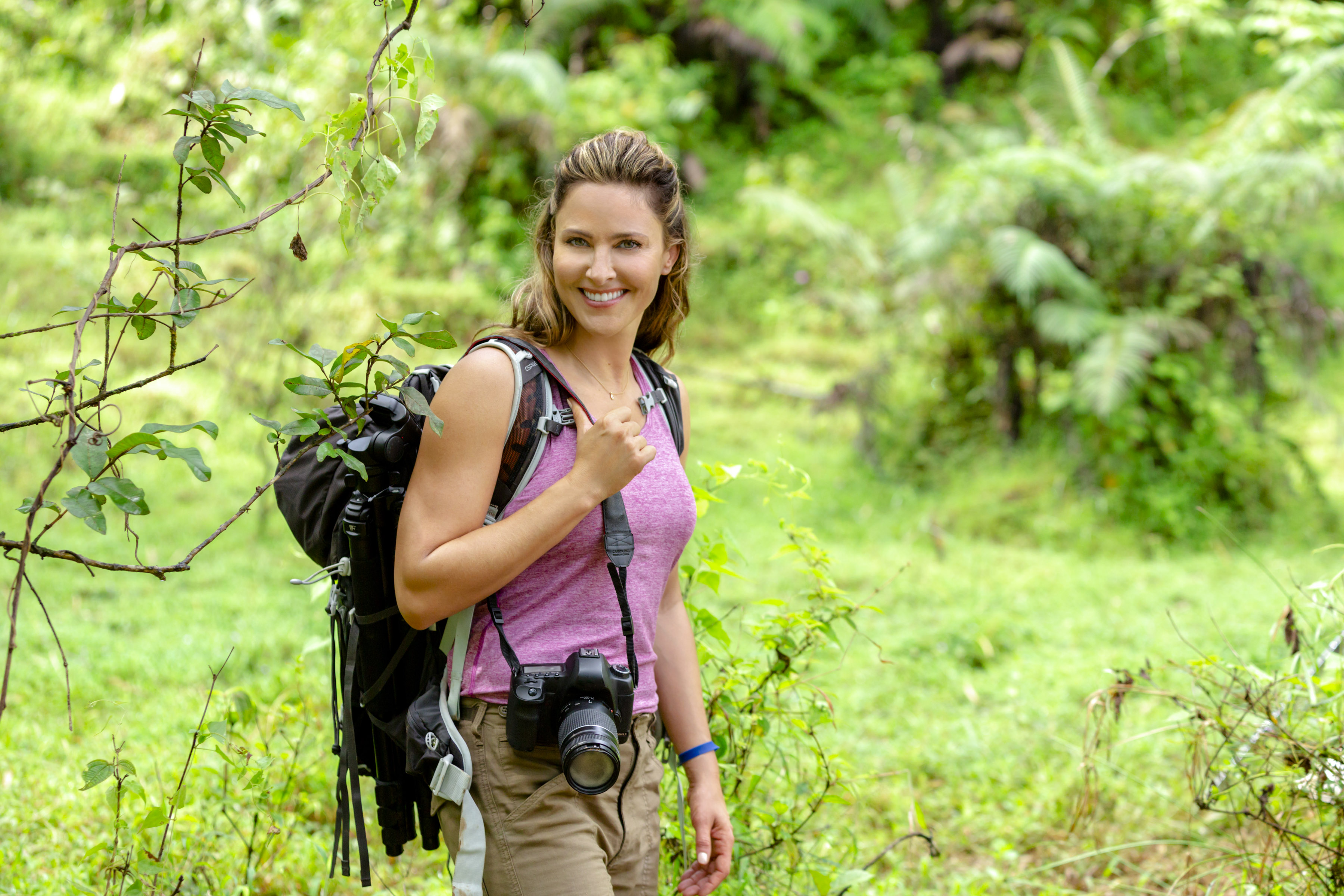 Jill Wagner Talks Pearl in Paradise [Exclusive]