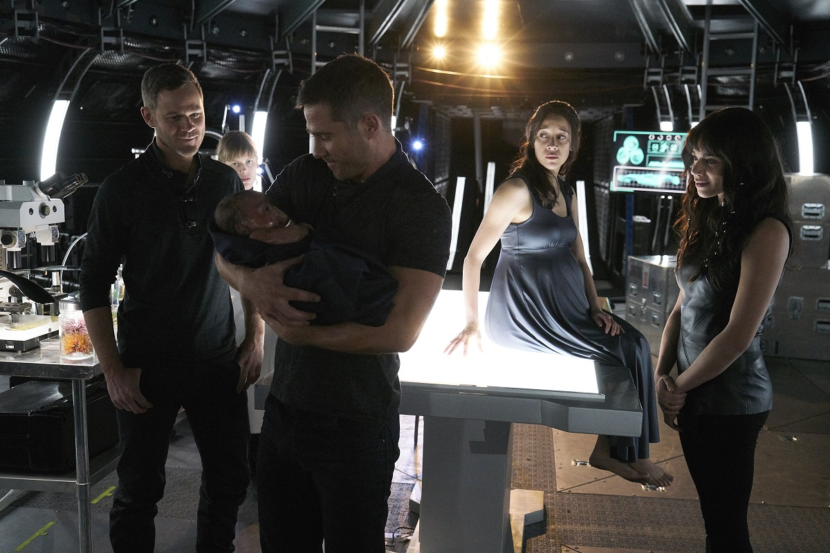 Nikolijne Troubetzkoy Talks Killjoys Season 4 [Exclusive]