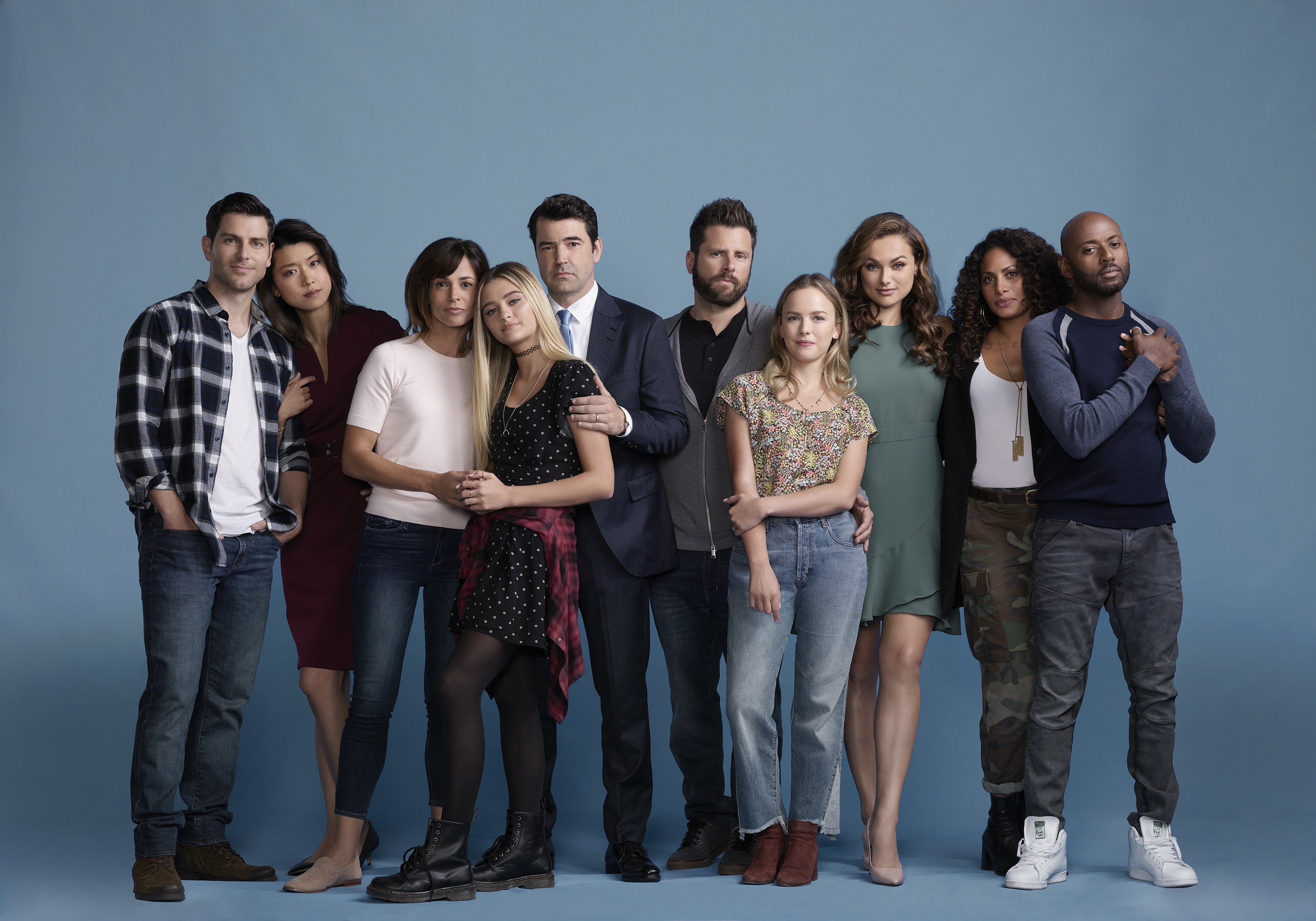Previewing ABC's A Million Little Things