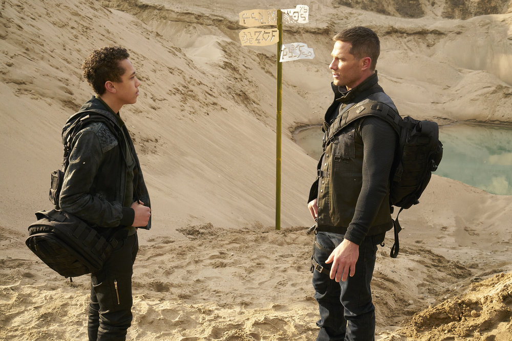 "Luke Macfarlane Talks Killjoys Family and Fatherhood + a Preview of ""It Takes a Pillage"""