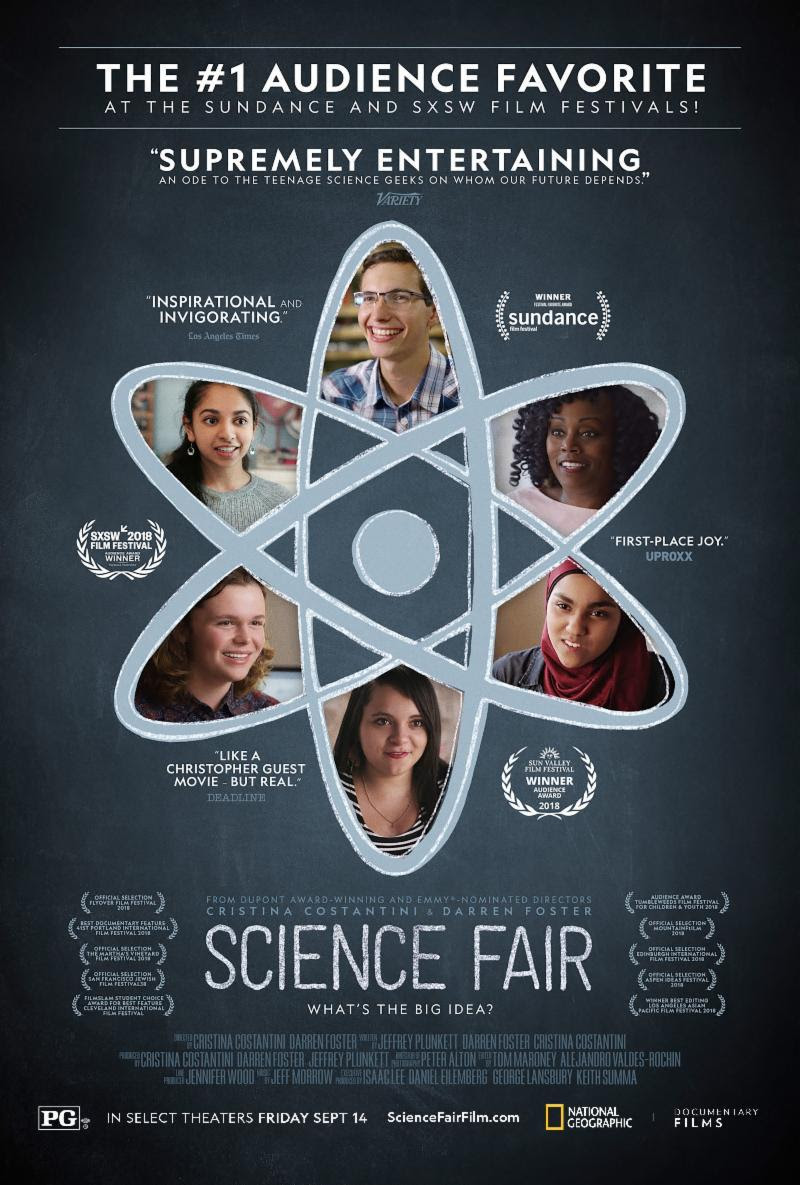 """Making Science a Priority: We Preview National Geographic's """"Science Fair"""" [Exclusive]"""