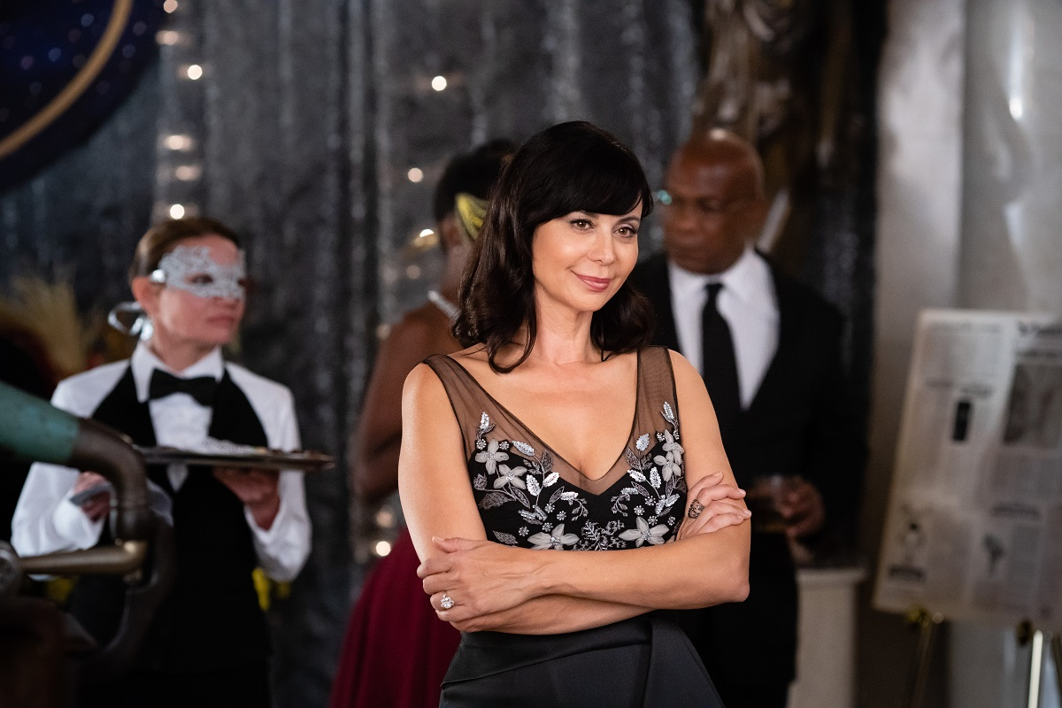 Catherine Bell Talks Good Witch: Tale of Two Hearts