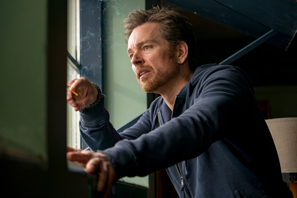 Jonathan Scarfe Talks Van Helsing + a Preview of Season 3 Premiere