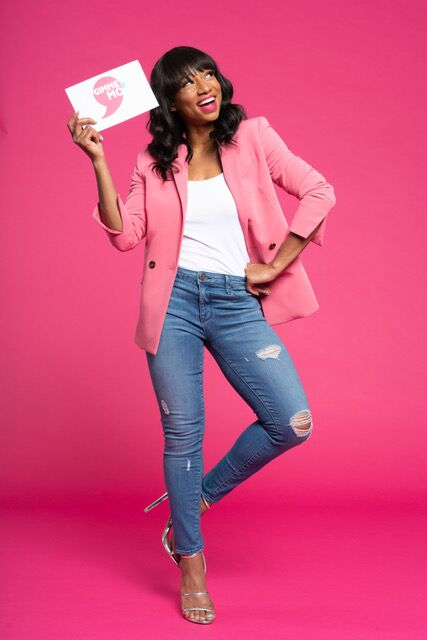 """Today's Youth Want More: Monique Coleman Previews Her New Discovery Life Series """"Gimme MO'"""" [Exclusive]"""