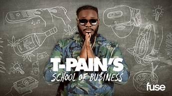 T-Pain Introduces Us to Up-and-Coming Millennial Entrepreneurs in T-Pain's School of Business